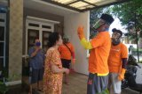 Inisiatif warga CCR bentuk Satgas Relawan Tanggap COVID-19