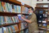 Ribuan buku siap temani masyarakat Gumas selama #dirumahaja