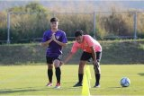 Alfeandra Dewangga punggawa Timnas U-19 itu tiru cara berlatih pemain luar negeri