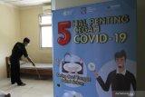 Kabar baik, Orang dalam pemantauan dan pasien dalam pengawasan berkurang di Agam