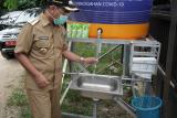 BI NTT bantu wastafel bagi warga Kota Kupang