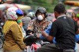 Bupati minta warga Purbalingga gunakan masker saat ke luar rumah