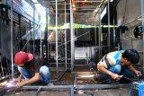 Produksi Bilik Disinfektan Di Bogor