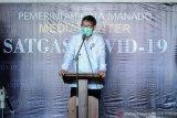 Wali Kota Manado tetapkan status tanggap darurat bencana non alam sebulan