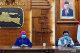 Gubernur Khofifah: Pasien sembuh COVID-19 di Jatim bertambah