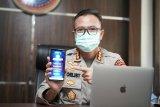 Dua pejabat utama Polda Sumbar Kombes Pol Soelistijono dan Kombes Pol Nasrun Fahmi dimutasi