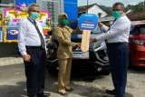 Bank Jateng Wonogiri serahkan hadiah undian Tabungan Bima Periode II