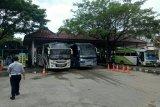 Perusahaan Otobus di Sumsel pilih 'parkir' sementara