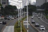 Taksi daring masih boleh bawa penumpang saat PSBB