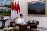 Presiden Jokowi ingatkan kementerian perbanyak program padat karya tunai