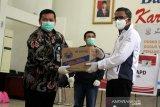 Bantuan Pertamina MOR VII unruk penanganan COVID-19