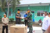 RSUD Jambak Pasaman Barat terima bantuan APD dari Mabes TNI