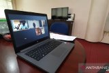 Banggar DPRD-TAPD rapat virtual bahas anggaran COVID-19 di Kaltim