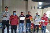 YBM PLN salurkan bahan pokok untuk warga terdampak COVID-19