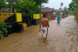 Puluhan rumah di tiga desa Sumbawa Barat terendam banjir