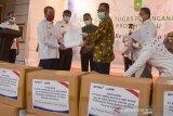RAPP dan APR donasikan 315.450 APD untuk para tenaga medis Provinsi Riau
