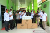 RSUD Arosuka terima bantuan 150 APD dan 1.000 masker dari Panglima TNI