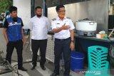 Payakumbuh sediakan dapur umum, 200 bungkus nasi setiap harinya untuk warga terdampak COVID-19