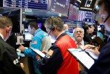 Wall Street berakhir lebih rendah pada akhir perdagangan