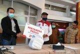 Pertamina bantu alat pelindung diri rumah sakit rujukan COVID-19 di Padang