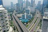 PSBB di Jakarta akan diperluas hingga kendaraan pribadi