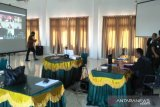 Puluhan sidang dilaksanakan di Pariaman melalui video daring sejak pandemi COVID-19