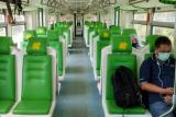 Jadwal perjalanan kereta api di Daop 6 Yogyakarta kembali berkurang