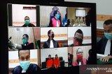 Jaksa tuntut hukuman berbeda bagi tiga terdakwa penusuk Wiranto