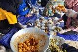 Dinas Sosial Lampung buka dapur umum untuk tim penanganan COVID-19