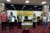 Pinsar Petelur Lampung bagikan 3.000 telur ayam untuk tim medis