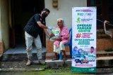 ACT DIY distribusikan satu ton beras untuk masyarakat prasejahtera