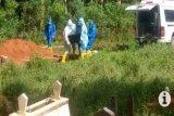 Pemakaman jenazah korban COVID-19 berjalan lancar, tanpa penolakan warga