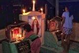 Jemaat GKE Gumas diminta tidak bermalam di pekuburan saat malam Paskah