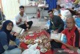Perkemi Kota Padang produksi masker dan baju hazmat untuk tenaga medis