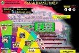 11 pasar tradisional di Bekasi terapkan sistem transaksi daring
