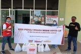 Bright Gas gandeng D'besto dan Sate Manangkabau bantu RS Rujukan COVID-19 di Sumbar