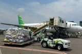 Citilink serves cargo flights, including to Padang