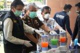 Polisi musnahkan barang bukti sabu 26,2 kg