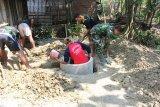 Sering buang hajat di sungai, Desa Batumarta OKU bangun 50 unit MCK