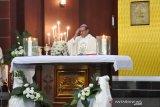 Uskup ajak umat  tingkatkan kepedulian hadapi COVID-19