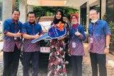 Bank Jateng Pati serahkan hadiah undian Tabungan Bima