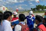 Pertamina EP investigasi penyebab kebakaran CPP Gundih