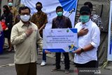 BUMN di Sumatera Selatan galang bantuan alat kesehatan