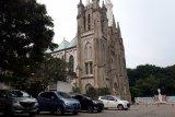 Gereja Katolik di DKI Jakarta belum buka minggu ini