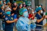 Tenaga medis tangani COVID-19 diusulkan dapat bintang jasa