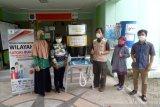 Satgas Bencana BUMN Kaltara serahkan bantuan tempat cuci tangan
