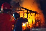 Kebakaran hanguskan salon rias pengantin di Sampit