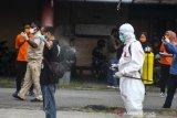 Gelombang ketiga 120 orang TKI dari Malaysia tiba di Medan
