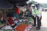 Pedagang Pasar Youtefa diimbau gunakan masker cegah corona