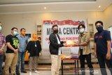 Pemkab Bantaeng bantu APD untuk Jurnalis Peduli Kemanusiaan Sulsel